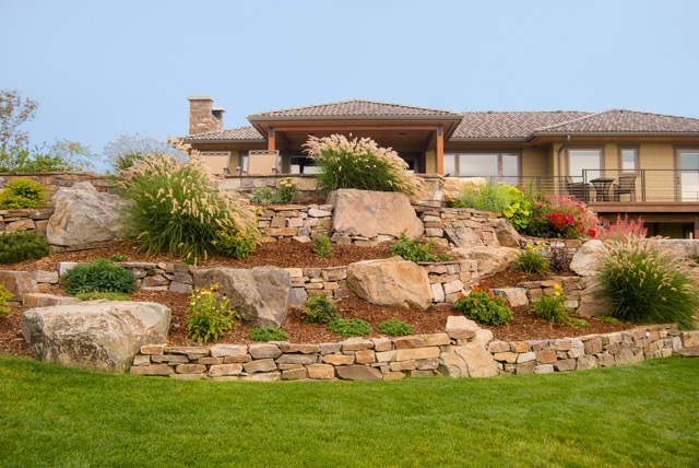 landscaping wenatchee leavenworth; landscapers deign installation; landscape  wenatchee leavenworth ... - Deeproots Landscape & Nursery Custom Residential And Commercial