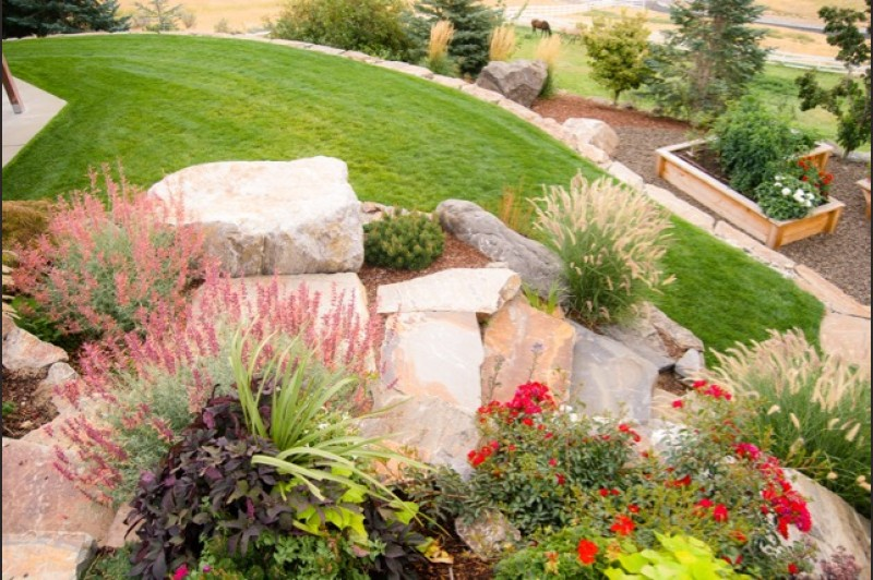 ... wenatchee landscape; landscaping wenatchee leavenworth - Deeproots Landscape & Nursery Custom Residential And Commercial
