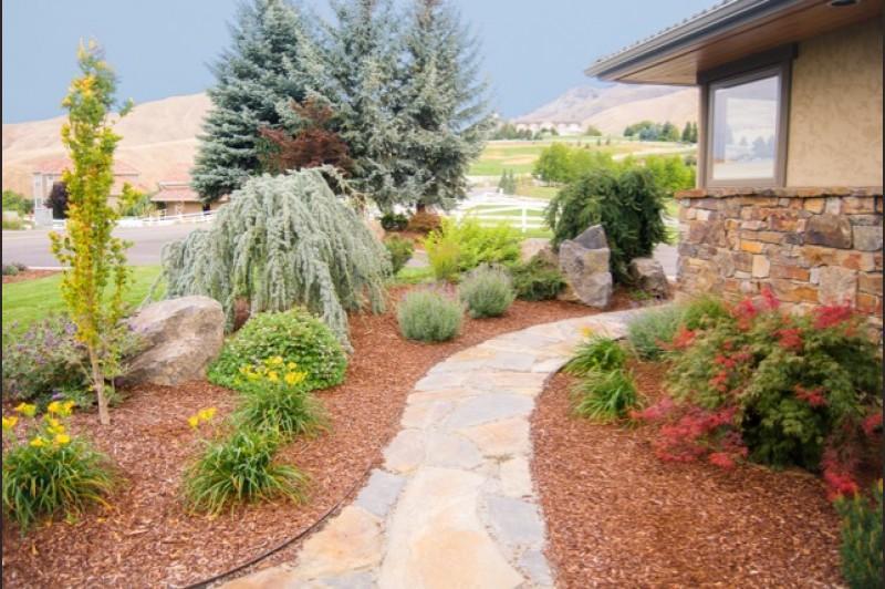 ... wenatchee landscape ... - Deeproots Landscape & Nursery Custom Residential And Commercial
